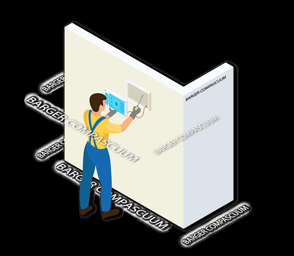 Alarmsysteem Barger Compascuum