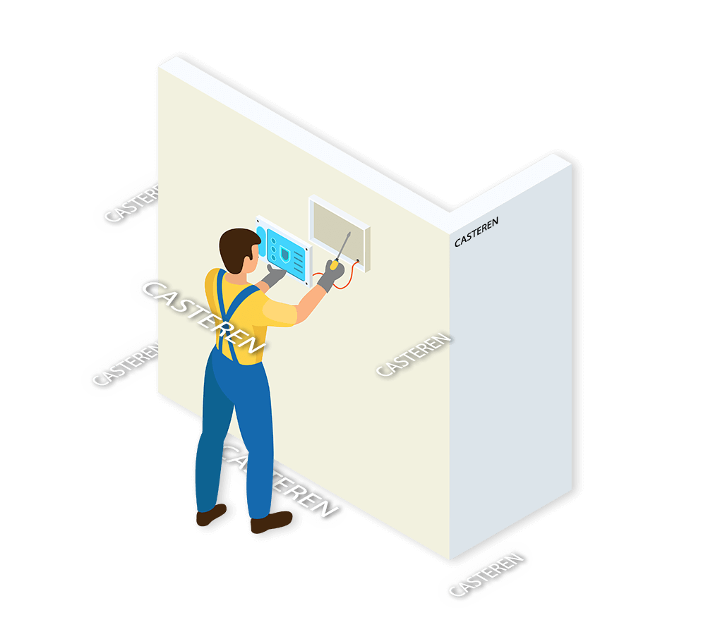 Alarmsysteem Casteren