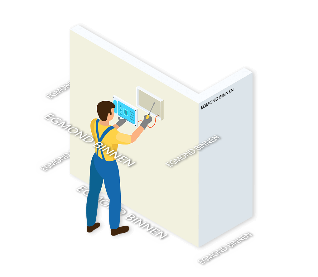 Alarmsysteem Egmond Binnen
