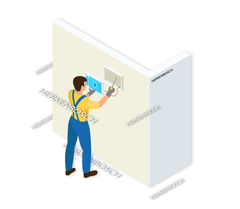 Alarmsysteem Herkenbosch