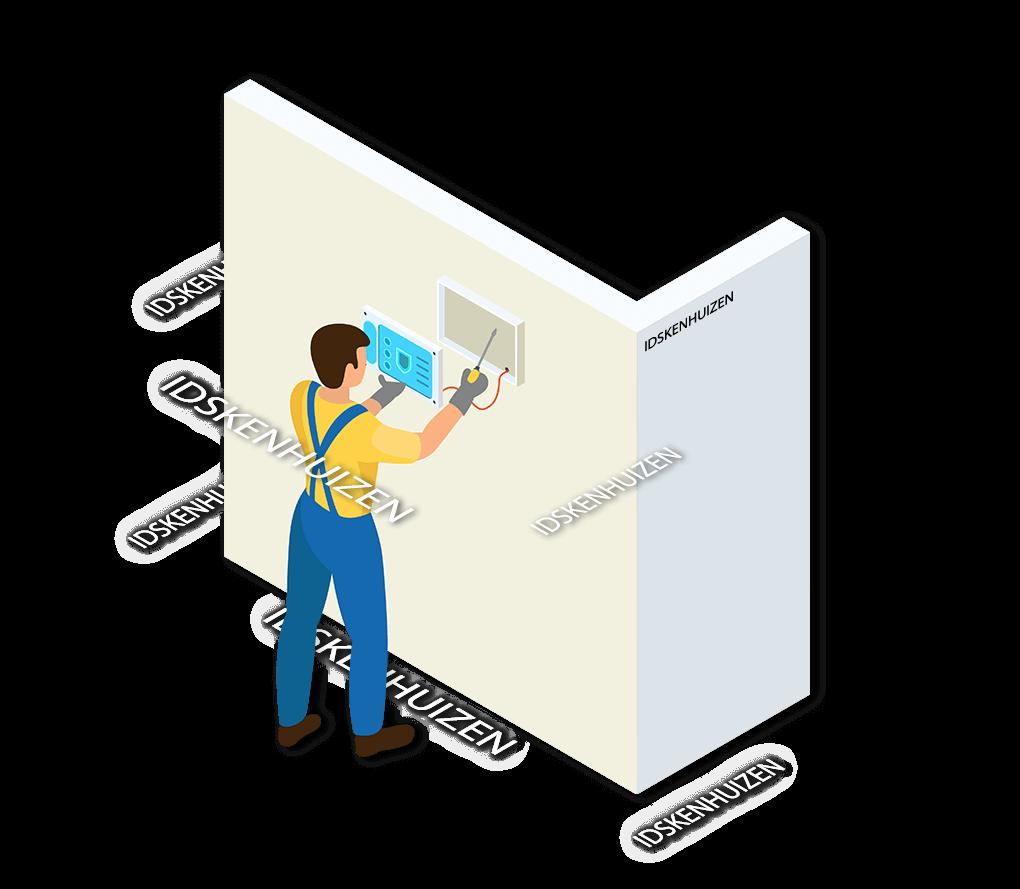 Alarmsysteem Idskenhuizen
