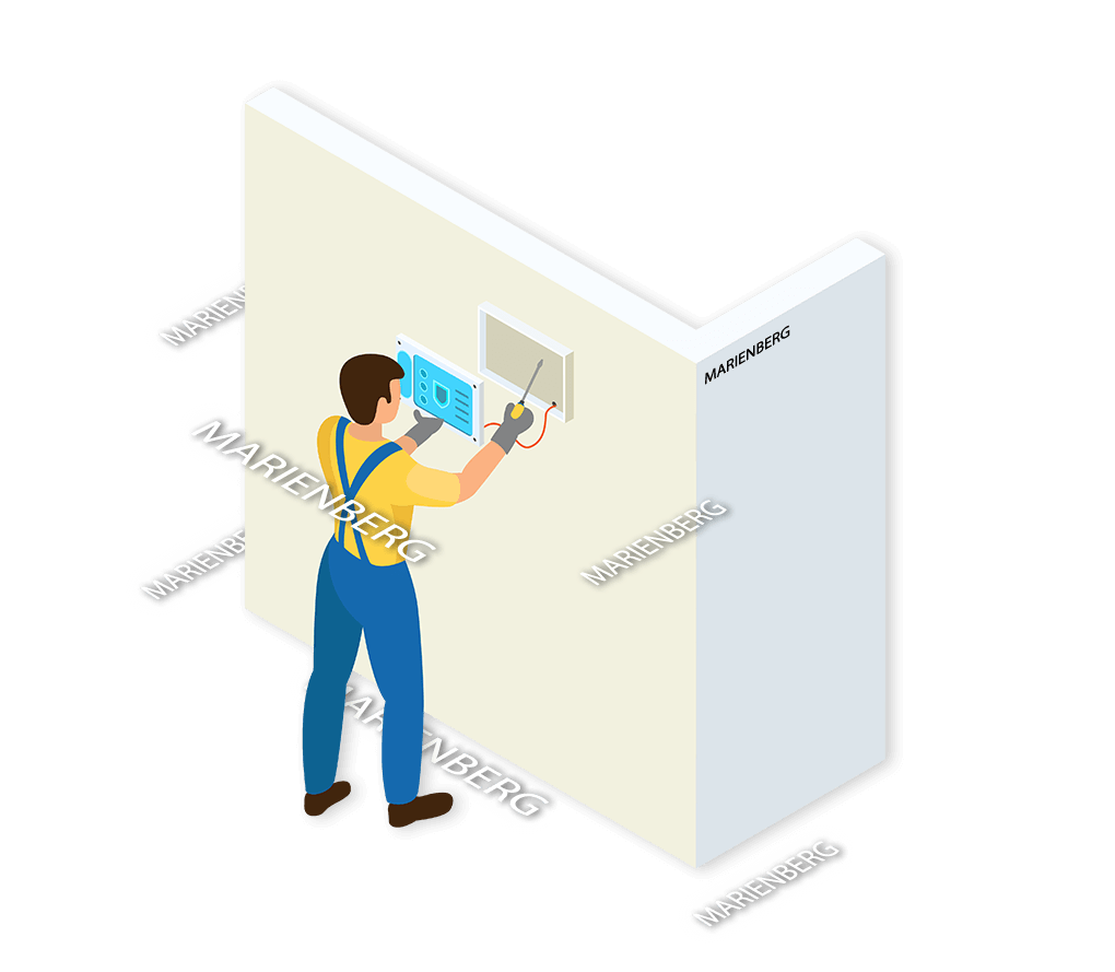 Alarmsysteem Marienberg