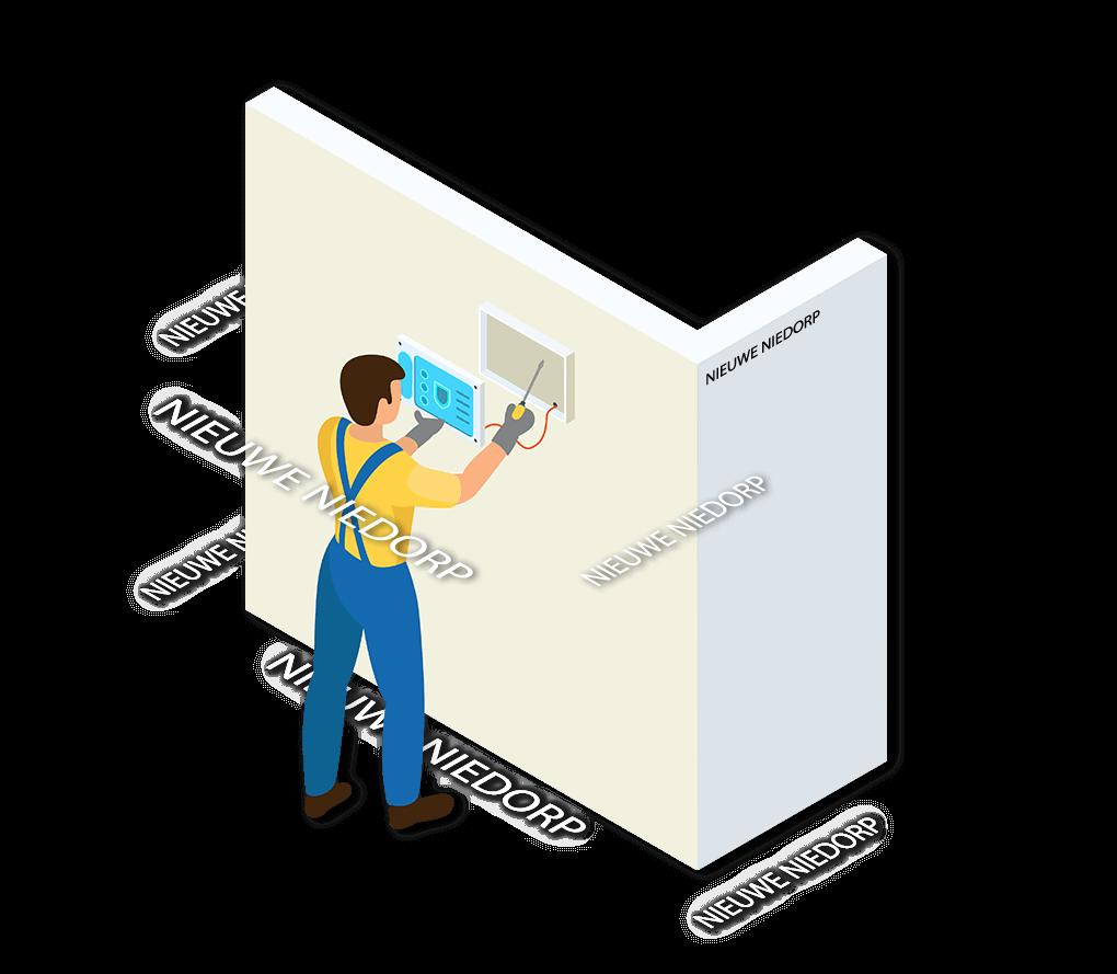 Alarmsysteem Nieuwe Niedorp