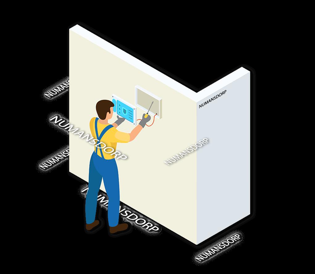 Alarmsysteem Numansdorp