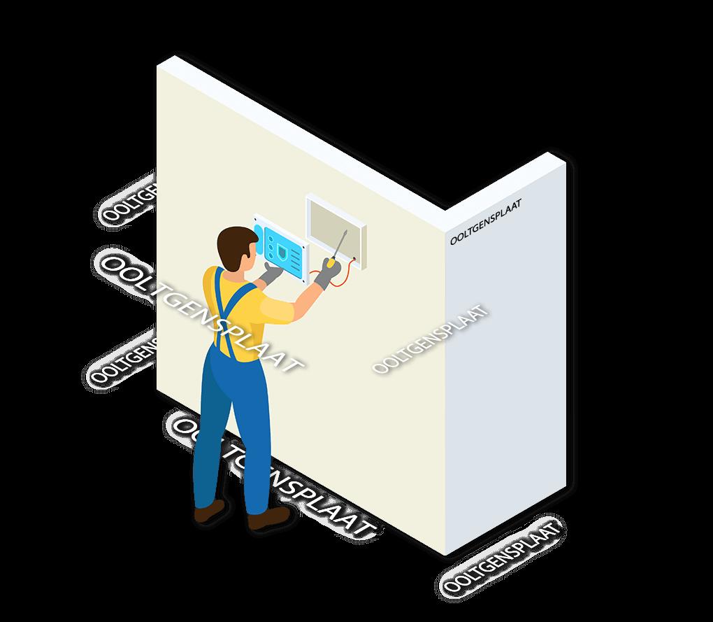 Alarmsysteem Ooltgensplaat