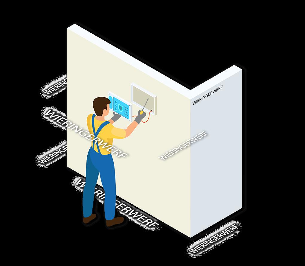 Alarmsysteem Wieringerwerf